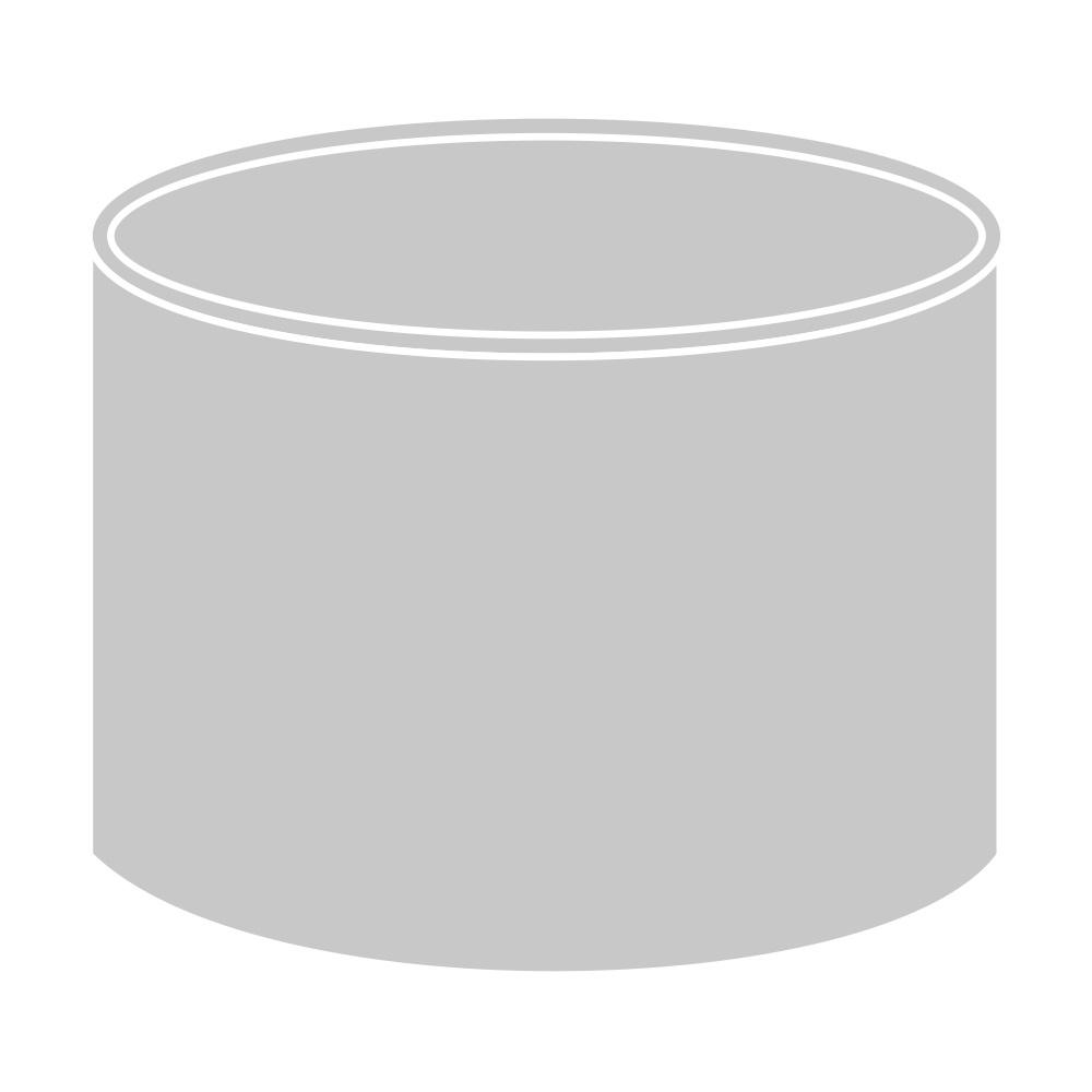 Spojka kolenDN 90 stříbrná barva